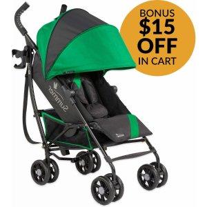 Summer Infant 3D One Stroller - Brilliant Green