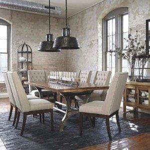 低至6折,部分包邮一日闪购:Ashley Furniture 票选最高分家居促销