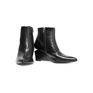 Liv leather wedge ankle boots | Alexander Wang