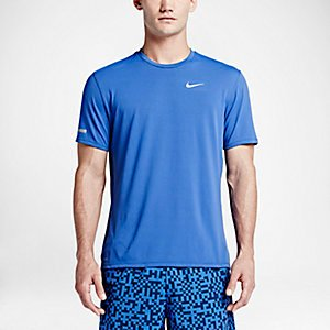 Nike Dry Contour Men's Short Sleeve Running Top.