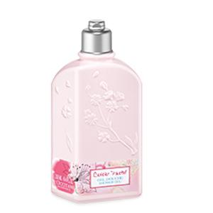 Cherry Blossom Cerisier Pastel Shower Gel