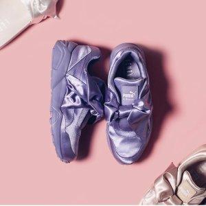 低至5折FENTY PUMA by Rihanna 潮鞋、潮服等超低价促销