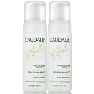 Caudalie Duo Foaming Cleanser - 2 x 150ml (Worth $56) | Buy Online At SkinCareRX