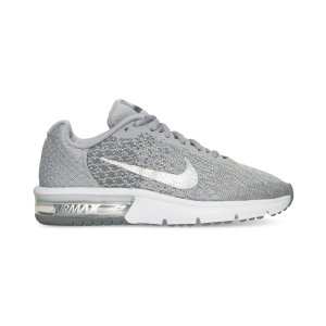 Nike Girls' Air Max Sequent 2 Running Sneakers from Finish Line - Finish Line Athletic Shoes - Kids & Baby - Macy's