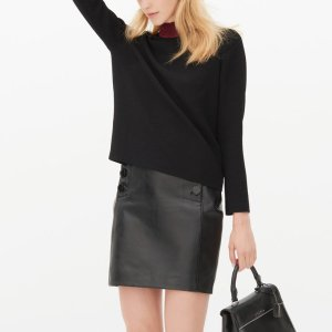 Either Top - Tops & Sweaters - Sandro-paris.com
