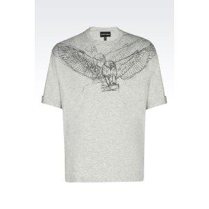 Emporio Armani Men Short-sleeve t-shirt, Cotton - Armani.com