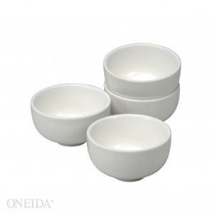 Chef's Table Round Dipping Bowls, 3