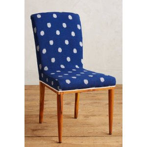 Elza Ikat Dining Chair | Anthropologie