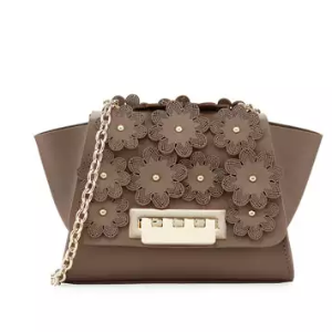 Eartha Iconic Mini Leather Crossbody Bag