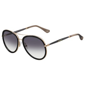 Jimmy Choo Tora Aviator Sunglasses