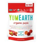 YumEarth Organic Lollipops, 12.3 Ounce Bag