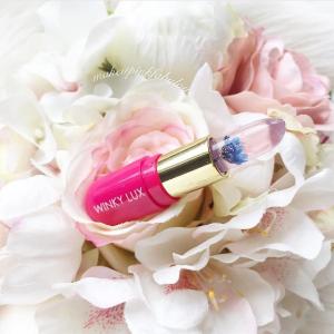 Winky Lux Flower Balm Lip Stain
