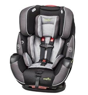 $122.35Evenflo Symphony Convertible Car Seat, Modesto