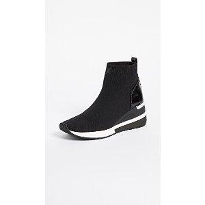Skyler Stretch Sneaker Booties