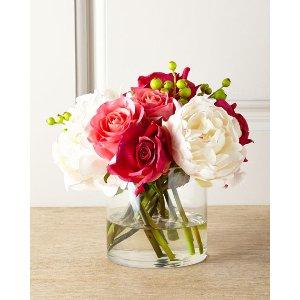 John-Richard Collection Sweet Treat Faux-Floral Arrangement