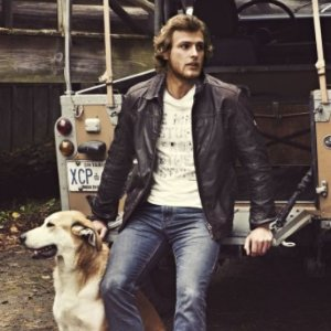 Extra 50% OFFTimberland Men's Leather Jacket Sale
