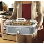 Crock-Pot 3.5-Quart Slow Cooker Stainless