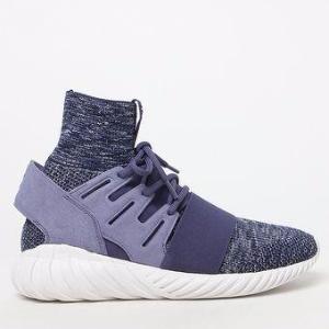 adidas Tubular Doom Primeknit Purple Shoes at PacSun.com