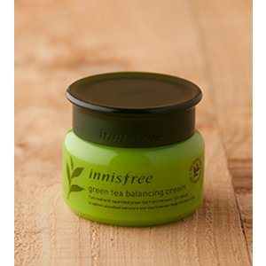 SKIN CARE - Green tea balancing cream | innisfree