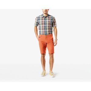 Dockers® Alpha On-The-Go Short | COPPER SUNSET | Dockers® United States (US)