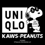 KAWS x 'Peanuts' x Uniqlo UT collection @ Uniqlo