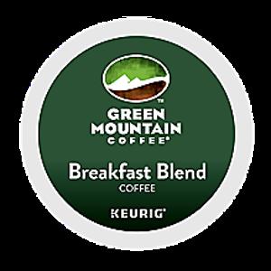 Green Mountain Coffee® | Breakfast Blend Coffee | K-Cup | Keurig