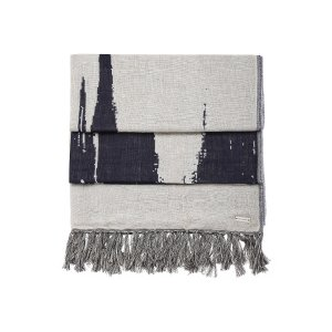 'Nod' | Cotton Wool Patterned Scarf