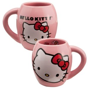 Hello Kitty Ceramic Oval Mug - Free Shipping On Orders Over $45 - Overstock.com - 16956778