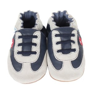 Navy All Star Rodney Baby, Infant, Toddler Shoes | Robeez