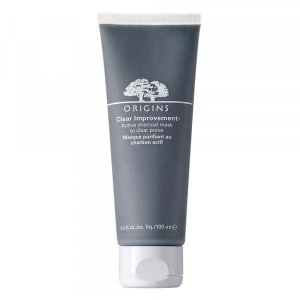 Clear Improvement® Active charcoal mask to clear pores | ORIGINS | b-glowing