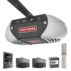 $179Craftsman 1 HPS Belt Drive Garage Door Opener with Craftsman Gateway