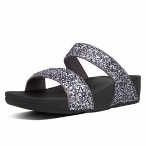 Nubuck Slide Sandals