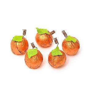 Pumpkin Spice Truffle Flight, Foil Wrapped, 5 pc. | GODIVA