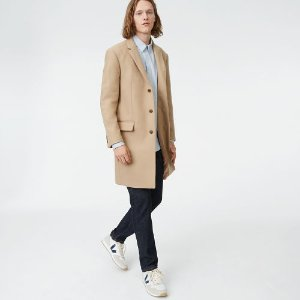 Wool Topcoat