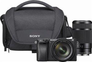 $999.99黒五价:Sony A6300 机身 + 16-50 & 55-210mm 镜头 + 32GB SD卡