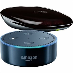 $89.98 ($149.98)Logitech Harmony Home Hub & Amazon Echo Dot
