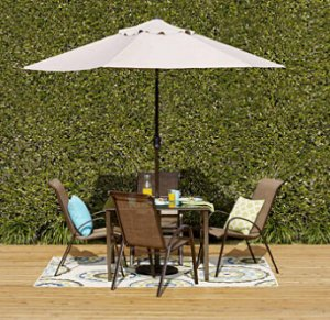 $231.20Outdoor Oasis™ Newberry 5pc Dining Set