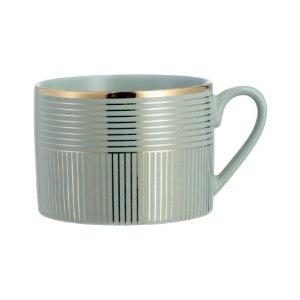 Patterned Mug | Dusky green | H&m home | H&M US