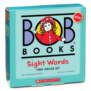 Bob Books: Sight Words, 1st Grade
