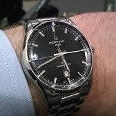 Lowest price $299.99 (Orig$910)CERTINA DS -1 Powermatic 80 Automatic Men's Watch No. C029.407.16.051.00