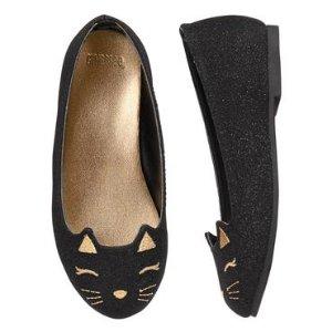 Sparkle 平底鞋