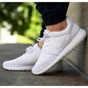 Nike Roshe One - Men's - Running - Shoes - Black/Black/Volt