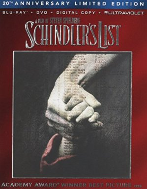 $9.99Schindler's List (Blu-ray + DVD + DIGITAL HD with UltraViolet)