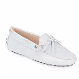 Tod's - Textured Boat Shoes - saksoff5th.com