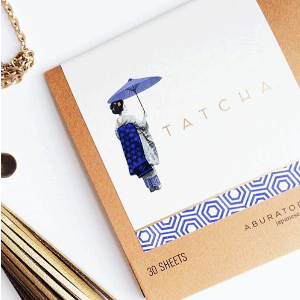 Blotting Papers | Original Aburatorigami Blotting Sheets | Tatcha