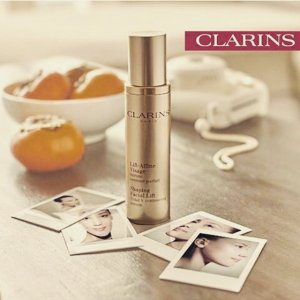 Up to 25% OffShaping Facial Lift Total V Contouring Serum @ Clarins