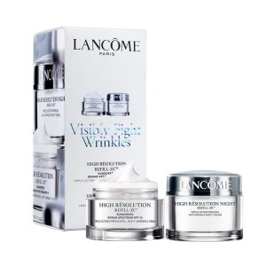High Résolution Refill-3X™ Dual Pack luxury variant by Lancôme USA