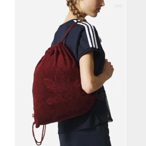 $35 ORIGINALS 3D GYM SACK @ adidas