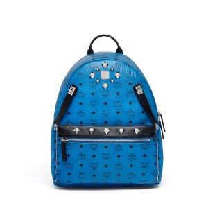 Medium Dual Stark Backpack in Munich Blue