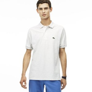 Men's Classic L.12.12 Chine Piqué Polo Shirt | LACOSTE